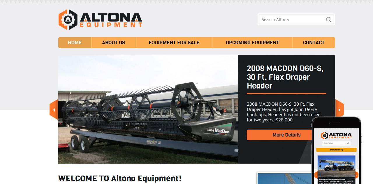 Altona Equipment